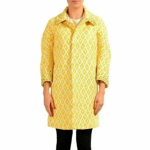 Dsquared2 Two Button 3/4 Sleeve Basic Coat